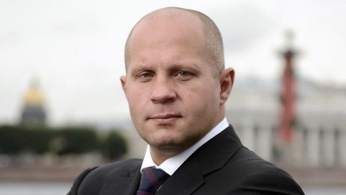 Суммы доходов Федора Емельяненко и их источники