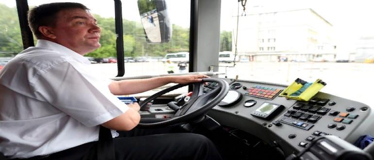 Зарплата водителей автобуса: плюсы и минусы профессии