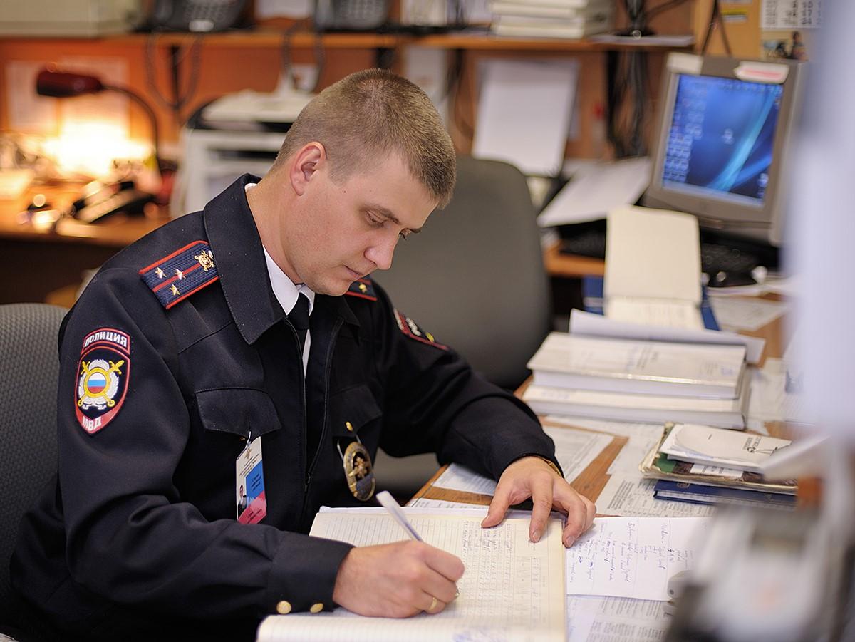Сколько можно заработать в полиции?