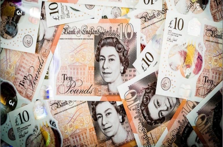 Средняя зарплата в Англии в 2020 году