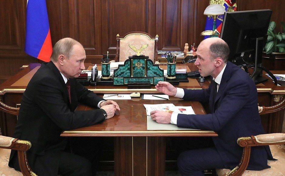 Глава Республики Алтай Олег Хорохордин: история успеха