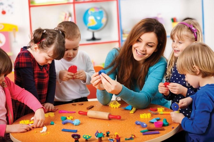 Тяжело ли работать воспитателем детского сада