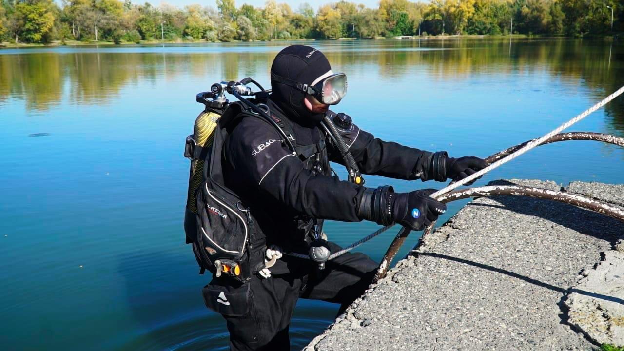 Водолаз-спасатель: особенности обучения и профессиональной деятельности